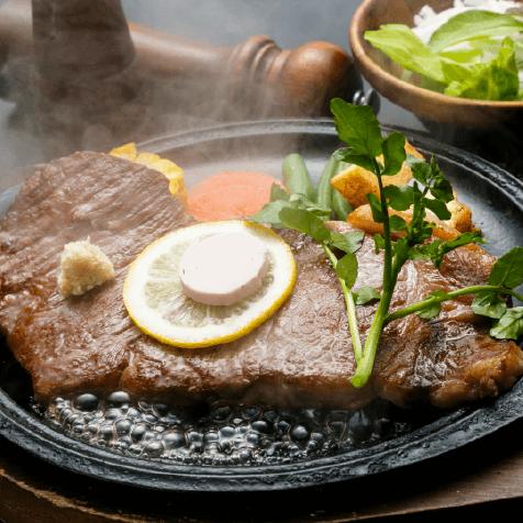常陸牛ステーキ|筑波山麓ひたち野