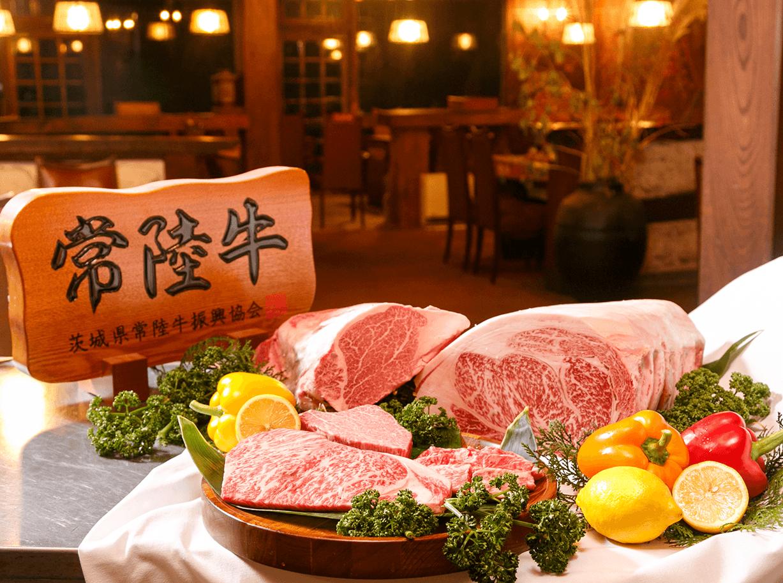 すき焼き|常陸牛料理ひたち野